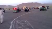 Pakistani Rickshaw Stunts