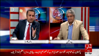 Muqabil 28th April 2015 by Rauf Klasra on Tuesday at 92 News HD