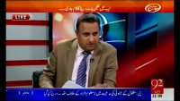 Muqabil 29th April 2015 by Rauf Klasra on Wednesday at 92 News HD
