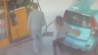 Women Burn Petrol Station For A Man Refusing Her A Cigarette