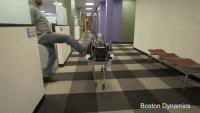 Google Boston Dynamics Shows Off New Robot Dog