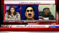 Pakistan At 7 - 30th April 2015 by Shazia Khan on Thursday at Ajj News TV