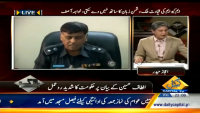 Belaag 1st April 2015 by Ejaz Haider on Friday at Capital TV