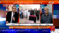 Muqabil 4th May 2015 by Rauf Klasra on Monday at 92 News HD