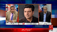 Muqabil 7th May 2015 by Rauf Klasra on Thursday at 92 News HD