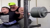 Thug Life Gym Instructor