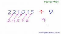 math division trick