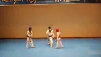 The Most Epic Taekwondo Match Ever