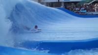 Enjoy Surfing In Pool