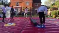 Mini Wipeout At Home