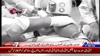 Pakistan At 7 - 25th May 2015 by Shazia Khan on Monday at Ajj News TV