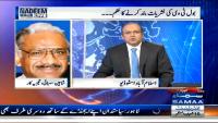 Nadeem Malik Live 28th May 2015 Thursday at Samaa News