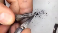 Amazing Pencil Nib Art
