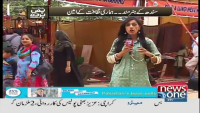 Pas e Pardah 29th May 2015 by Nadia Naqi on Friday at News One