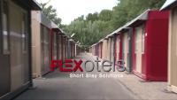 Dutch Designed Folding Hotels