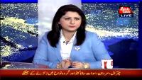 Tonight with Fareeha 1st June 2015 on Monday at Abb Takk TV