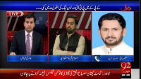 Daleel 1st June 2015 by Adil Abbasi on Monday at 92 News HD