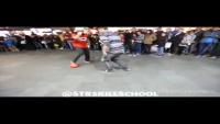 Insane Street Freestyle Football