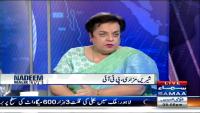 Nadeem Malik Live - 9th June 2015