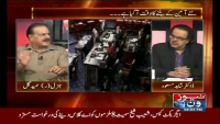 10 PM With Nadia Mirza - 10th June 2015