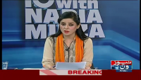 10 PM With Nadia Mirza - 12th June 2015