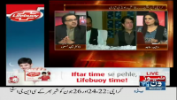 Live With Dr. Shahid Masood - 22nd June 2015