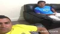 Pakistani Cricketer Abdul Razzaq Dubsmash