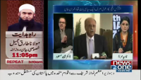 10 PM With Nadia Mirza - 2nd July 2015