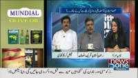 10 PM With Nadia Mirza - 6th July 2015