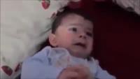 Reaction Of Baby On Quran Recitation - Subhan Allah