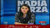 10 PM With Nadia Mirza - 27th July 2015