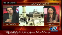 Live With Dr. Shahid Masood - 27th July 2015