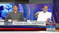 Nadeem Malik Live - 30th July 2015