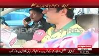 Wasim Akram Exclusive Talk After Attack