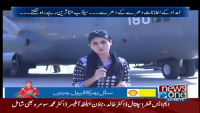 10 PM With Nadia Mirza - 7th August 2015