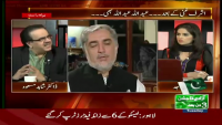 Live With Dr. Shahid Masood - 11th August 2015