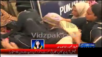 Female Candidates Dragged And Beaten On Roads By Faisalabad Police