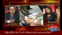 Live With Dr Shahid Masood 19th August 2015
