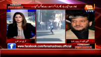 Tonight with Fareeha 21st August 2015