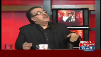 Live With Dr Shahid Masood 24th August 2015
