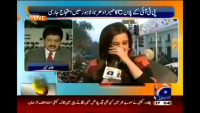 Sana Mirza Started Crying On Live Camera