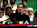 Electricity Theft in PML-N Procession