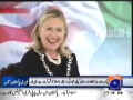 Hillary Clinton Designated as Pakistan's Mother in Law ?