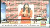 Pakistani Drama Actress Hareem Farooq in Morning Show, With Sanam Baloch