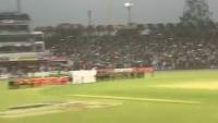 Gaddafi Stadium ,Opening Ceremony Pakistan vs Zimbabwe