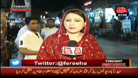 Tonight with Fareeha 1st September 2015