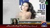 Veena Malik's interview about her nude picture
