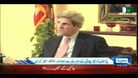 US Senator John Kerry: Pakistan must know we will not leave Afghanistan even after 2014