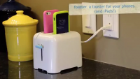 Toaster For your Phones