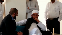 Nouman Ali Khan meet with Moulana Tariq Jameel
